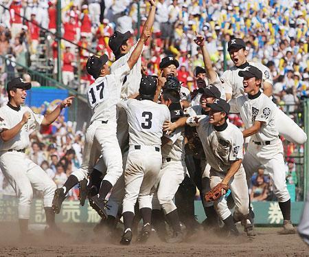 「甲子園 野球」の画像検索結果
