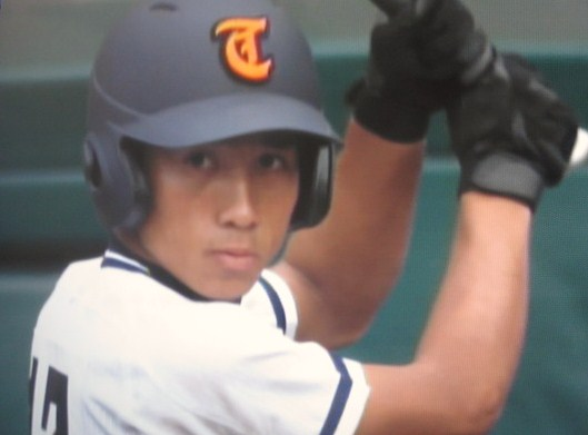 morirhoma 吉田雄人選手:北照高校(南北海道) 178cm/72kg セン... 甲子園