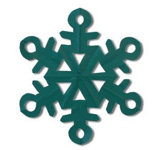 簡単 折り紙 折り紙 雪の結晶 切り方 : yururinnews.com