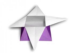 節分も折り紙で♪鬼・ふく(お ... : 折り紙雛人形作り方 : 折り紙