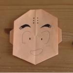 ドラゴンボールのキャラクターを折り紙で♪